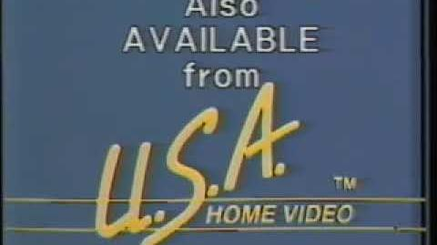 Also Available From U.S.A Home Video
