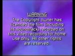 CIC Video Warning (1997) (Variant 3) (S1)