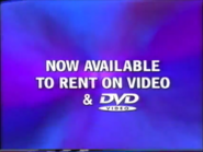 Paramount Home Entertainment 1999-2003 Now Available To Rent on Video & DVD Bumper