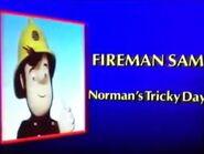 Fireman Sam Norman's Tricky Day