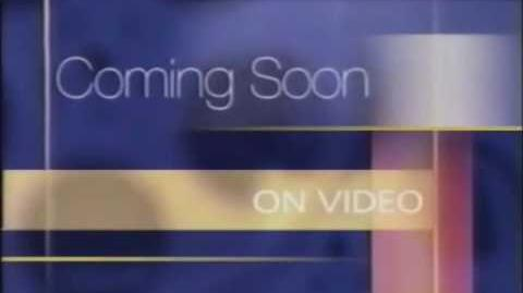 Coming Soon on Video (2002-2004) Bumper