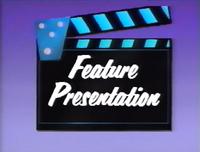 Feature presentation bumper