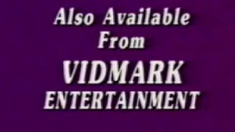 Also Available From Vidmark Entertainment