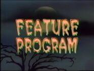 Feature Program Disney's Haunted Mansion Variant