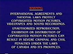 Paramount Home Entertainment Canada Warning (2002)