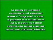 1990s FBI Warning 1 (Canadian French)