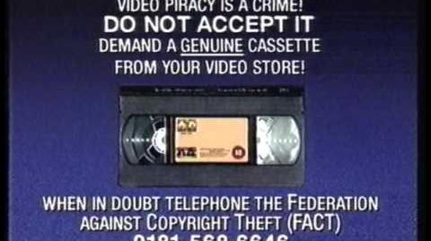 Columbia TriStar Home Video Anti-Piracy Warning (1997-1998)