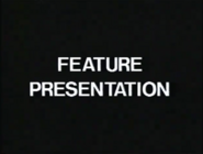 Walt Disney Home Video Feature Presentation ID (1987)