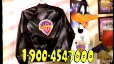 Warner Bros Catalog (1991) Promo (VHS Capture)