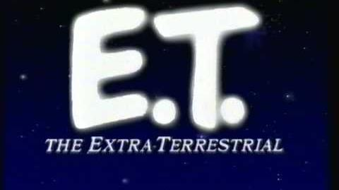 Opening to E.T