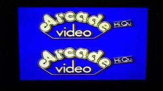 Arcade Hi Qu Video VHS logo