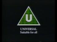 BBFC U Card (1991 Prototype)