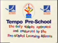TEMPO PRE SCHOOL LEARNING ALLIANCE CARD