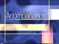 Acompáñanos despues de la pelicula (2002)