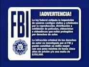 2000 FBI Warning 1 (Spanish)