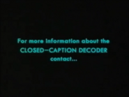 ECI 1998 Closed Captions Screens (S2)