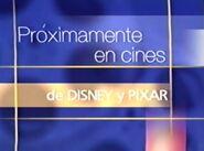 Proximamente en cines de Disney y Pixar (2002)