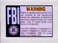 Warner Home Video (Warning 3)