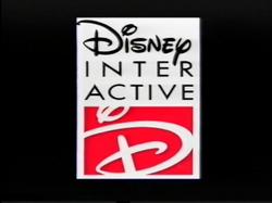 DISNEY INTERACTIVE 1996 ID