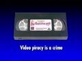 Walt Disney Home Video Piracy Warning (1995) (Regular Version)