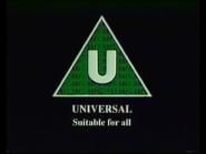 BBFC U Card (1991)
