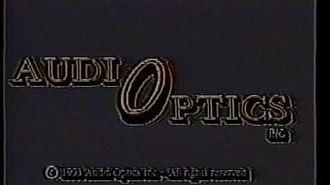 Opening To The Third Man 1993 VHS (Audio Optics)