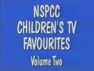 NSPCC Children's TV Favourites 2