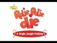Rolie Polie Olie: A Jingle Jangle Holiday title card