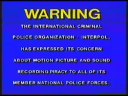 20th Century Fox Video 1977-1984 Australian Warning (S3)