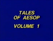 Tales of Aesop Volume 1