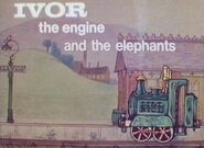 Ivor the Engine and the Elephants