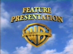 First Warner Home Video Feature Presentation bumper