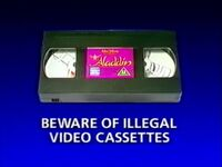 Walt Disney Home Video Piracy Warning (1994) (Early variant)