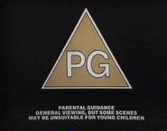 BBFC PG Card (1985)