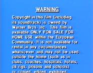 Whv warning screen