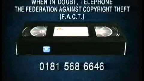 20th Century Fox Home Entertainment Anti-Piracy Warning (1996-2001)