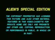 Fox Video Warning Scroll 1991 (S1)