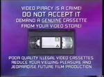 DreamWorks Home Entertainment Anti-Piracy Warning (1998-2000)