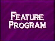 Feature Program (Favorite Stories Variant)