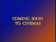 20th Century Fox Home Entertainment Coming Soon to Cinemas 2001 Bumper