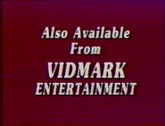 First Also Available from Trimark Home Video ID