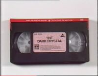Red Spine Vhs 1