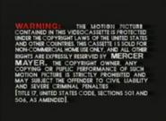 Golden Books Video Warning 2