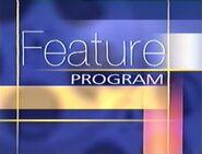 Feature Program 2000