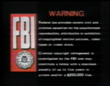PolyGram Video warning (Early 90s)