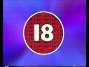 BBFC 18 Card (CIC Video 1997)