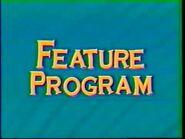 Feature Program (Winnie the Pooh variant) (Version -3)