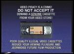 Columbia TriStar Home Video Anti-Piracy Warning (1994-2001)