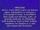 Carrey Video Warning Screen