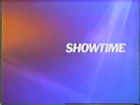Showtime ID Early 1997
